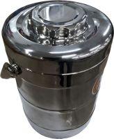 Термос Qiaoxin с контейнерами для еды - крышка