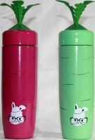 Термос детский Морковка 320 мл все цвета